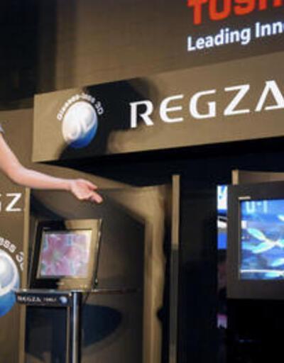 İlk gözlüksüz 3D LCD TV tanıtıldı