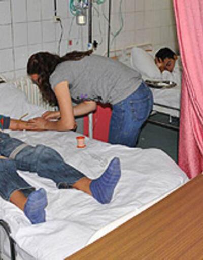 4 günde 400 kişi ishalden hastaneye koştu