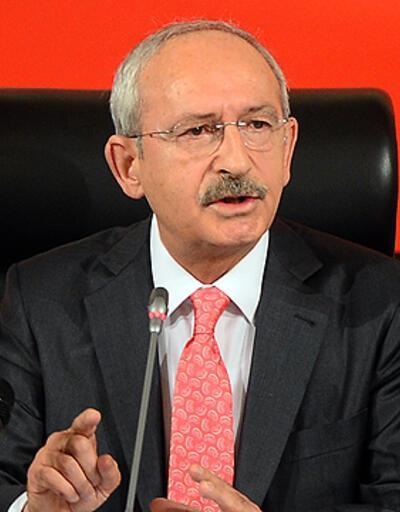 """Kılıçdaroğlu: """"Yolsuzlukları savunan bir Başbakan var"""""""