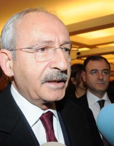 """Kılıçdaroğlu: """"Kimse yargının işine müdahale etmesin"""""""