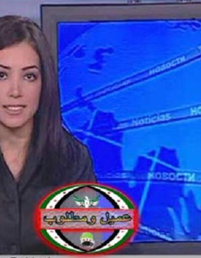 Suriye televizyonu spikeri Hatay'da belediye başkan adayı!