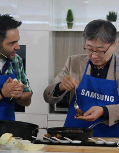 Samsung yeni ankastre ürünlerini tanıttı
