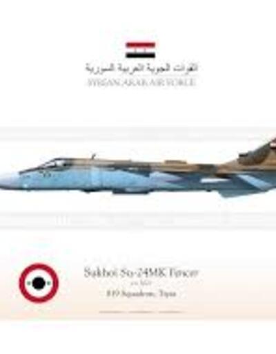 Suriye uçağı Türk sınırından döndü