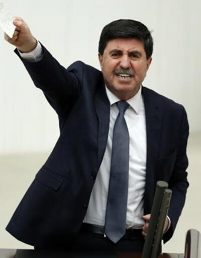 BDP'li Altan Tan çok sinirlendi