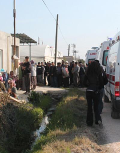 Mersin'de soba faciası: 3 ölü