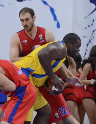 CSKA Maccabi'yi ezdi geçti