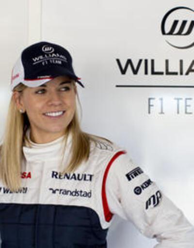 Williams Formula 1'e kadın sürücü