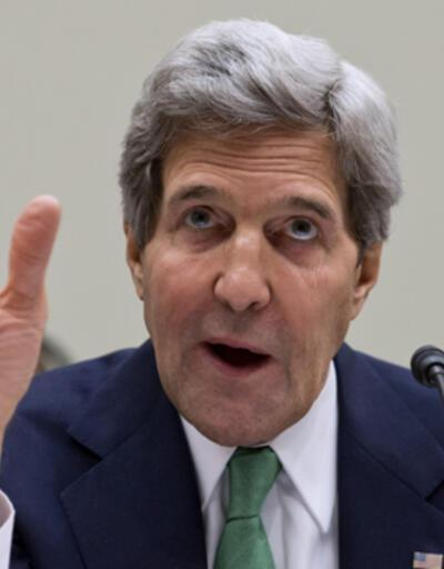 Kerry'den telefonla Gazze diplomasisi