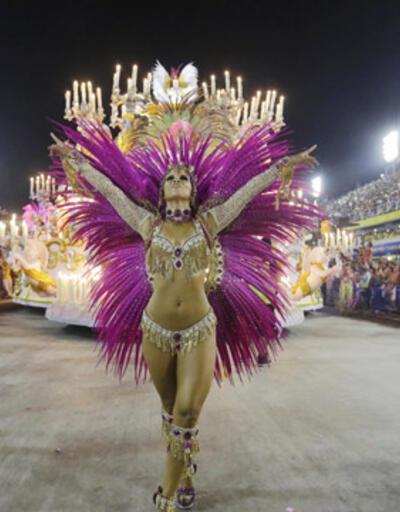 Rio Karnavalı'ndan geriye bunlar kaldı