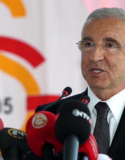 Galatasaray'da Ünal Aysal dönemi ibra edildi