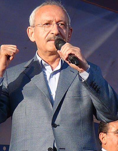 Çağlayan'dan Kılıçdaroğlu hakkında suç duyurusu