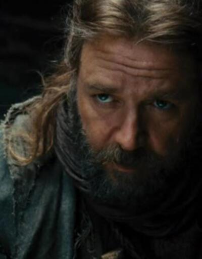 """Russell Crowe """"Nuh"""" filmini CNN TÜRK'e anlattı"""