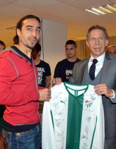 Daum Bursaspor'la vedalaştı