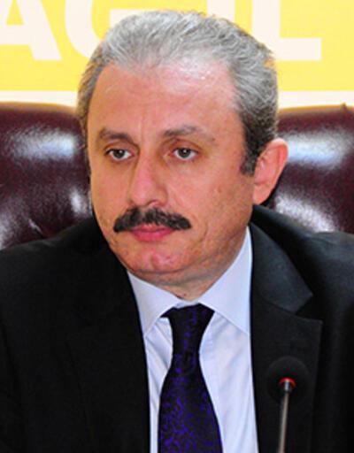 """AK Partili Şentop'tan """"Ağrı"""" açıklaması"""