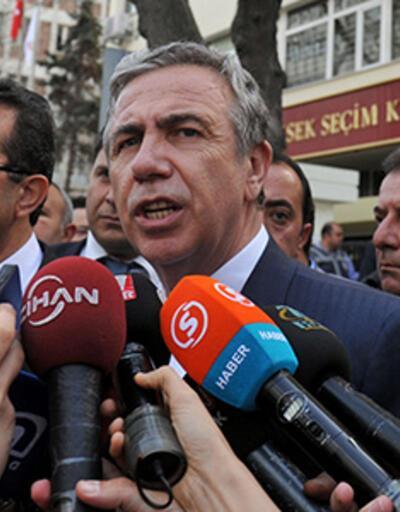 Mansur Yavaş YSK'yı istifaya çağırdı