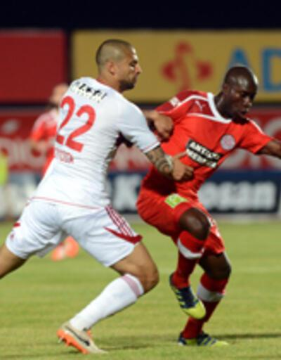 Medical Park Antalyaspor - Sivasspor: 1-2