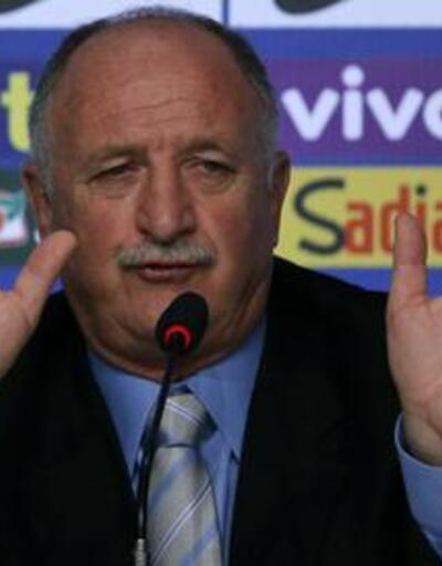 Brezilya'da Scolari dönemi bitti