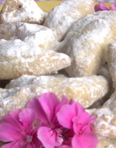 Itır çiçekli kurabiye nasıl yapılır?