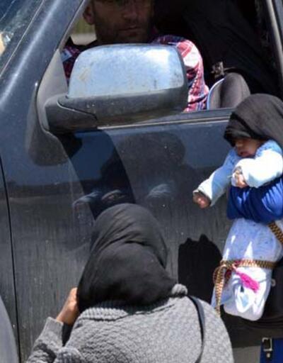 Suriyeliler sokaklarda yaşıyor