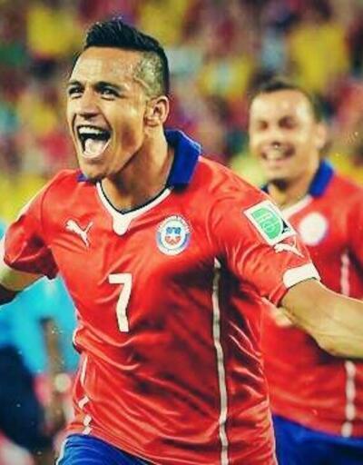Dünya Kupası: Şili - Avustralya: 3-1