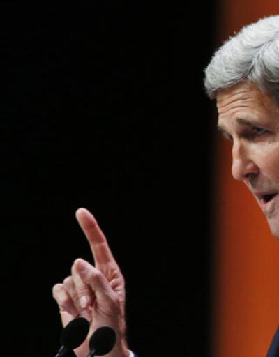 ABD Dışişleri Bakanı John Kerry, İsrail'e sert çıktı