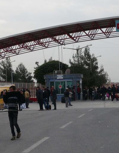 Öncüpınar Sınır Kapısı yeniden açıldı
