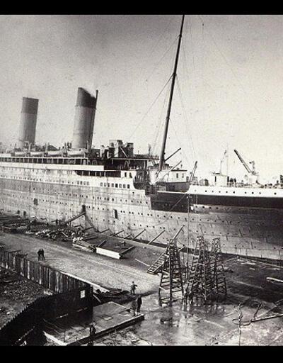 Çin malı Titanik!