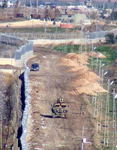 BDP'lilerin tepki gösterdiği duvar tamamlandı