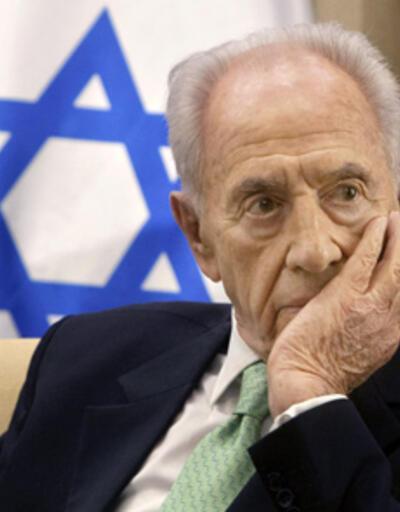 """Peres: """"Alternatif yollar çok daha kötü"""""""