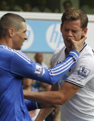 Torres'e görüntüden ceza