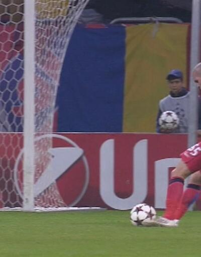 Steau Bükreş - Basel: 1-1