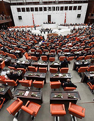 Suriye tezkeresi Meclis'te