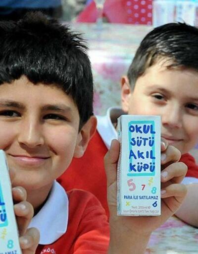 Okul sütü ihalesi 12 Kasım'da