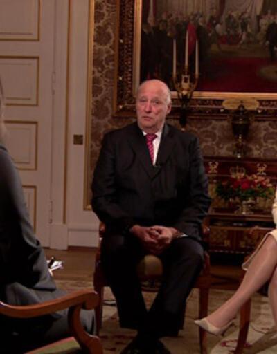 Norveç Kral ve Kraliçesi CNN TÜRK'e konuştu