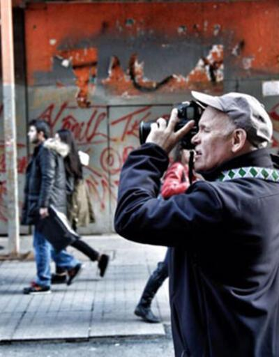 """""""Afgan Kız"""" fotoğrafçısı Steve McCurry Türkiye'de"""