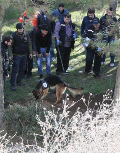 Polis DHKP-C'nin silahlarını arıyor