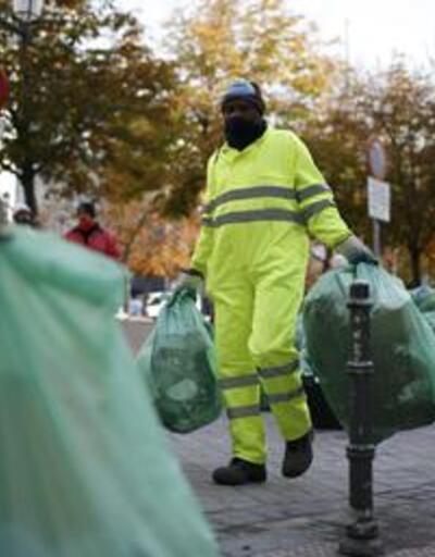 İspanya'da temizlik işçilerinin grevi sona erdi