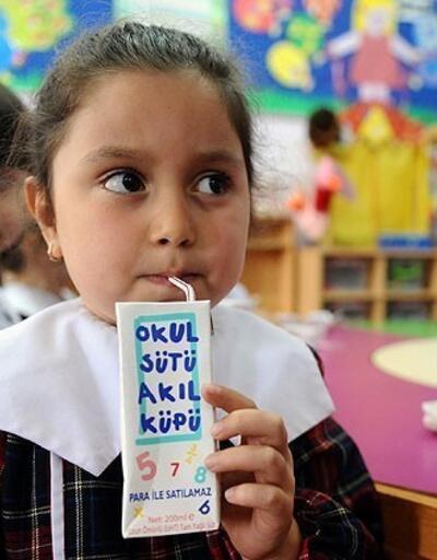 """""""Okul Sütü"""" ihalesi yarın yapılacak"""