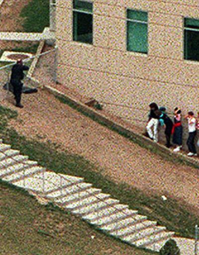 Columbine Lisesi Katliamı... (20 Nisan 1999)
