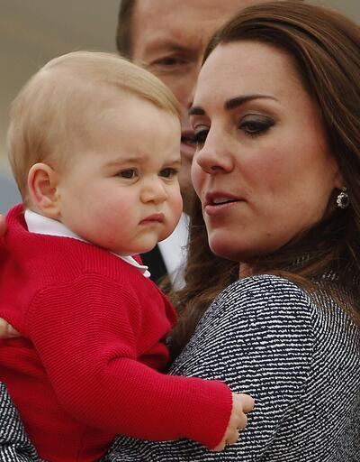 İşte Kraliyet ailesinin en şık üyesi...