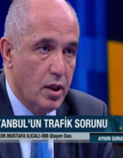 İstanbul'un trafik sorunu