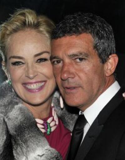 İspanya Antonio Banderas-Sharon Stone aşkını konuşuyor