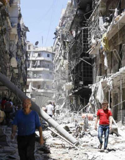 Esad yönetimi Halep'i geri almak üzere