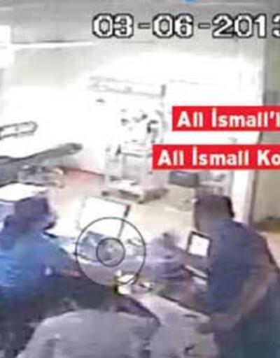 Ali İsmail, öldüren son tekmeyi atan polisle hastanede karşılaştı