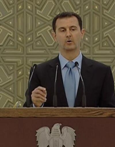 Seçimde yüzde 88,7 oy alan Beşşar Esad yemin etti