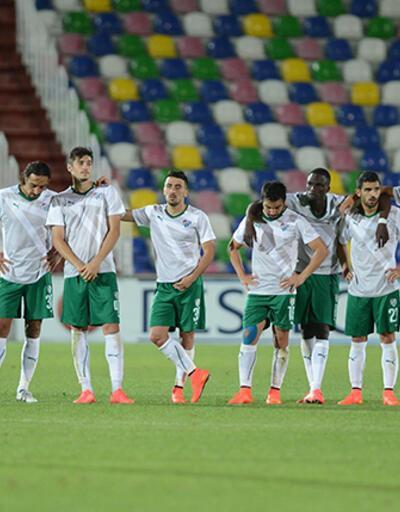 UEFA Avrupa Ligi 2. Ön Eleme Turu: Chikhura Sachkhere - Bursaspor: 4-1