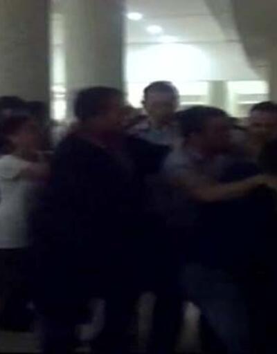 Hasan Ferit Gedik Davası'nda arbede kamerada