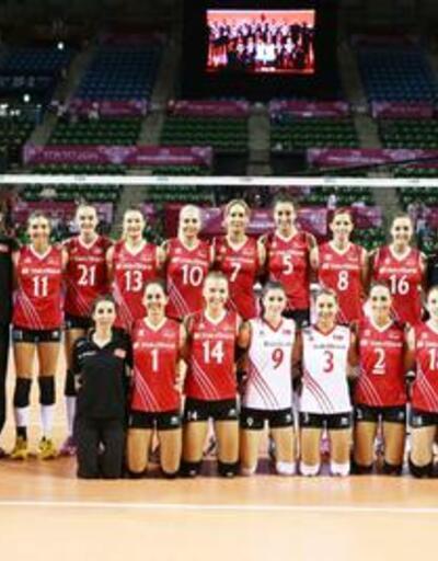 Japonya - Türkiye: 3-0