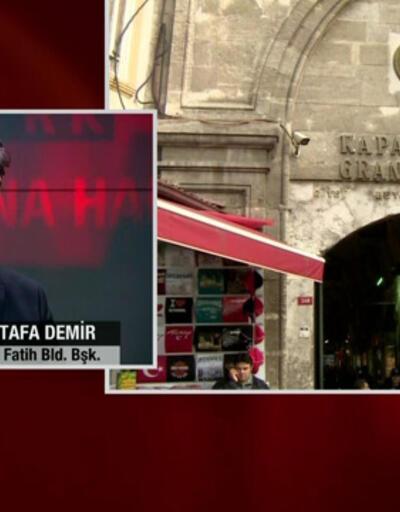 """Fatih Belediye Başkanı """"Kapalı Çarşı"""" iddialarına yanıt verdi"""