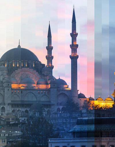 Gün doğumundan gün batımına tarihi yapılar